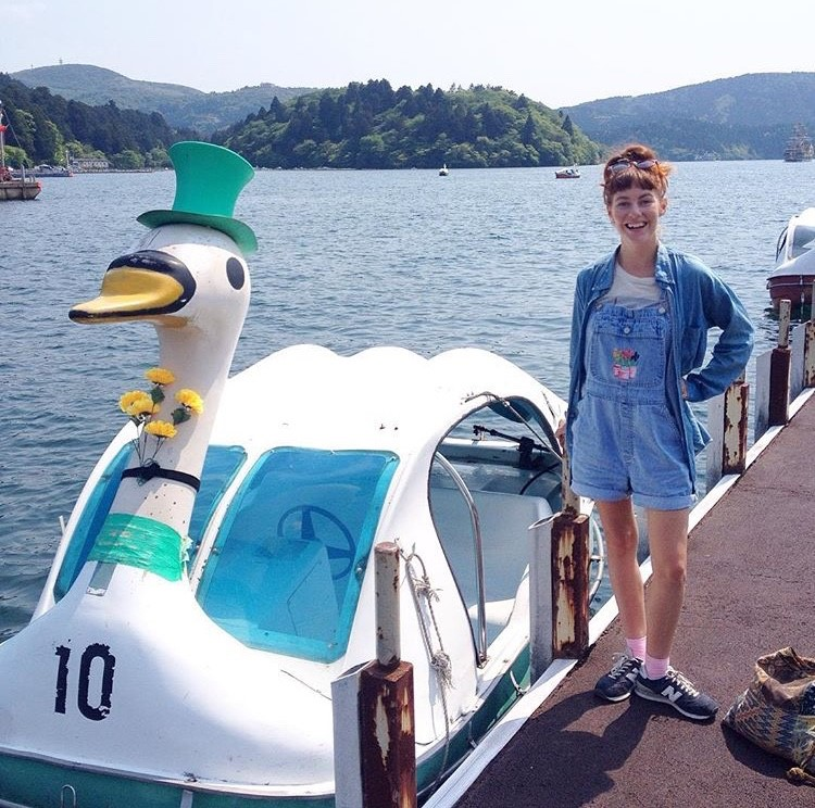 My favourite travel destinations, Japan -Emalyse the naturopath