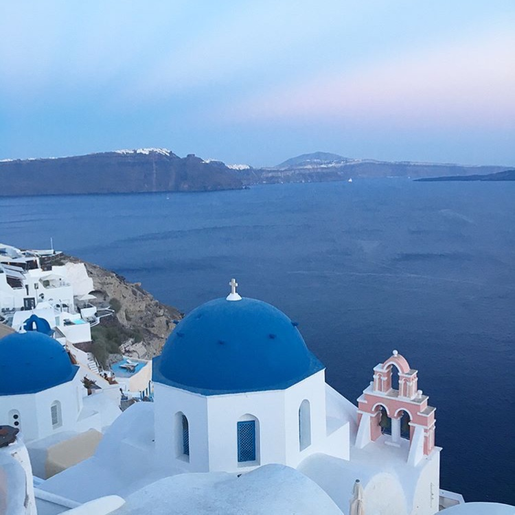 My favourite travel destinations, Greece -Emalyse the naturopath