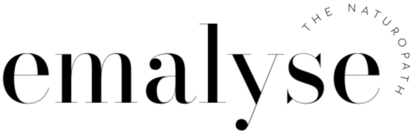 Emalyse the Naturopath logo